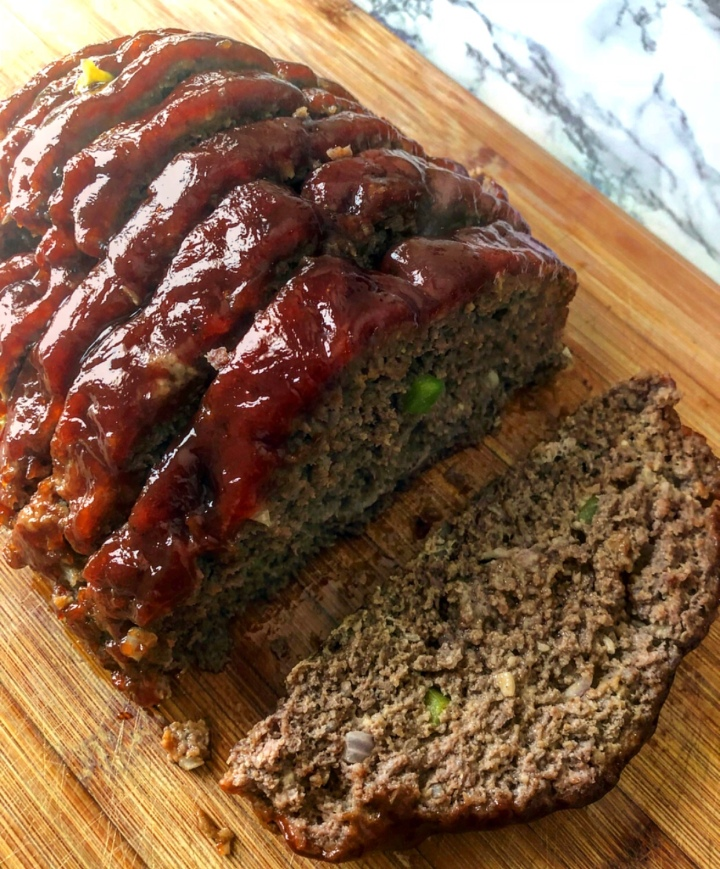 Honey BBQ Meatloaf