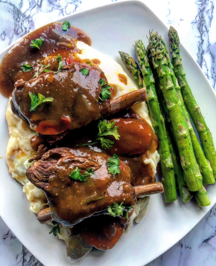 Slow Cooker Beef ShortRibs