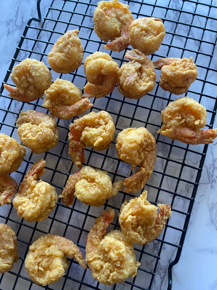 Buttermilk Fried Shrimp